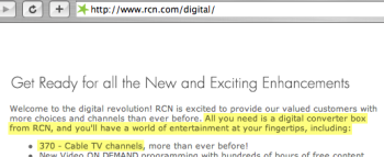 Bad RCN! Or, It's All in How You Say It | Hope, Love, and Peace
