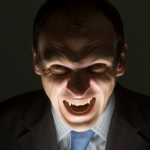Angry Vampire