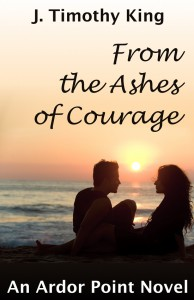 From the Ashes of Courage, front cover