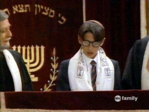 And Which Part of the Bar Mitzvah Is That? | Hope, Love, and Peace