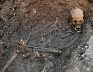 Richard III's Bones