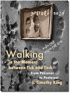 Walking in the Moment between Tick and Tock: From Passover to Pentecost … retelling stories of Passover and Pentecost—the Exodus, the Last Supper, and even a story about Elijah—as stories of personal transformation and inspiration.
