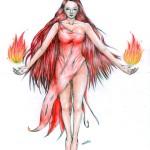 """""""Fire Goddess"""""""